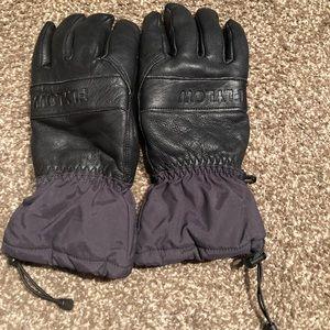 1b1f483ed437c Other - Flylow Leather Ski Gloves Like New Large